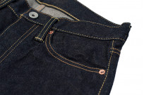 Iron Heart 633s-14 Lightweight 14oz Denim Jean - Straight Tapered - Image 5
