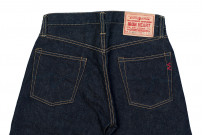 Iron Heart 633s-14 Lightweight 14oz Denim Jean - Straight Tapered - Image 9