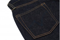 Iron Heart 633s-14 Lightweight 14oz Denim Jean - Straight Tapered - Image 10