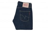 Iron Heart 777N 17oz Natural Indigo Jeans - Slim Tapered - Image 5