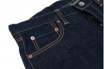 Iron Heart 777N 17oz Natural Indigo Jeans - Slim Tapered - Image 7