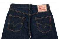 Iron Heart 777N 17oz Natural Indigo Jeans - Slim Tapered - Image 13