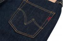 Iron Heart 777N 17oz Natural Indigo Jeans - Slim Tapered - Image 15