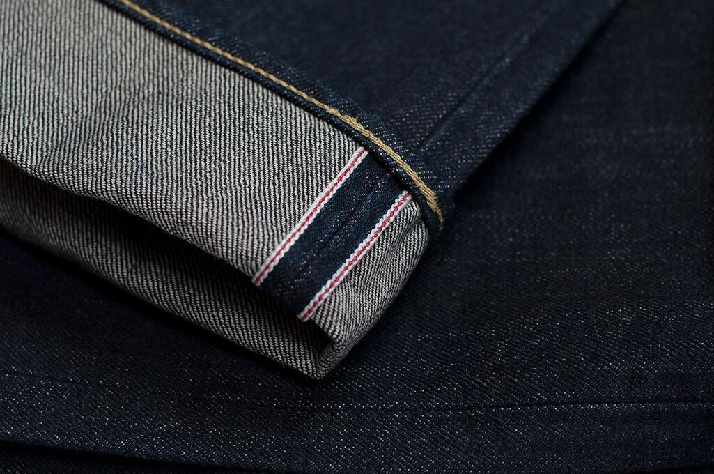 Iron Heart 777N 17oz Natural Indigo Jeans - Slim Tapered - Image 17