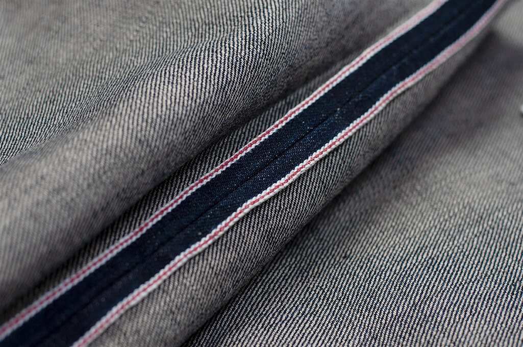Iron Heart 777N 17oz Natural Indigo Jeans - Slim Tapered - Image 22