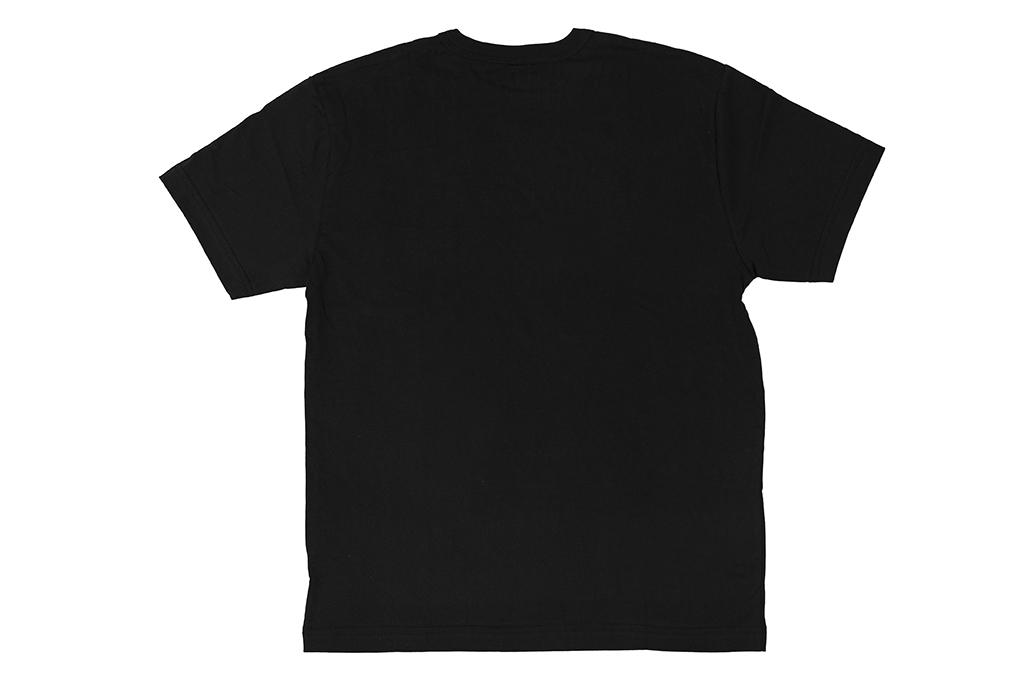 3sixteen T-Shirts w/ Pima Cotton 2-Pack - Black w/ Pocket Pima - Image 8