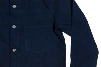 3sixteen Indigo/Indigo Type 1s Jacket - Image 9