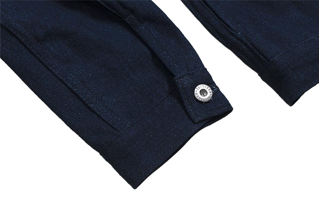 3sixteen Indigo/Indigo Type 1s Jacket - Image 11