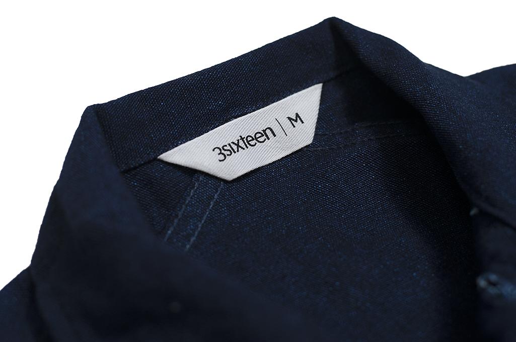 3sixteen Indigo/Indigo Type 1s Jacket - Image 13