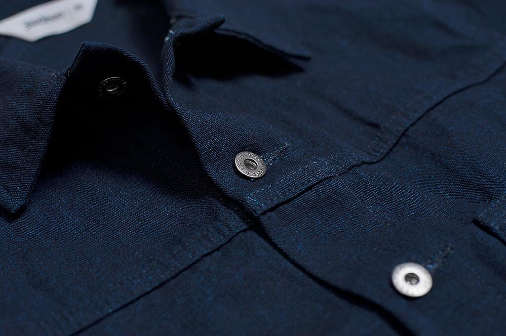 3sixteen Indigo/Indigo Type 1s Jacket - Image 14
