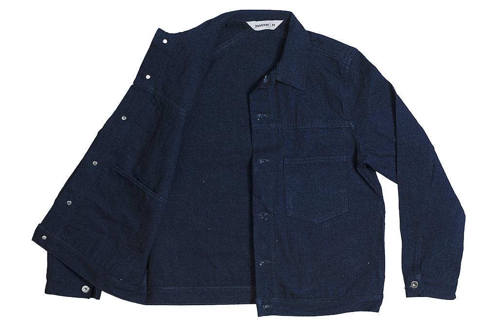 3sixteen Indigo/Indigo Type 1s Jacket - Image 15