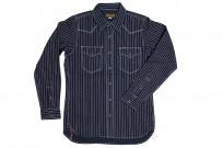 Iron Heart 12oz Wabash Snap Shirt - Image 1