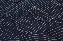 Iron Heart 12oz Wabash Snap Shirt - Image 6