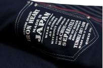 Iron Heart 12oz Wabash Snap Shirt - Image 15