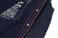Iron Heart 12oz Wabash Snap Shirt - Image 16