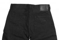 Studio D'Artisan SE-001 G3 Jeans - Straight Tapered Black - Image 13