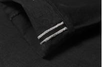 Studio D'Artisan SE-001 G3 Jeans - Straight Tapered Black - Image 16