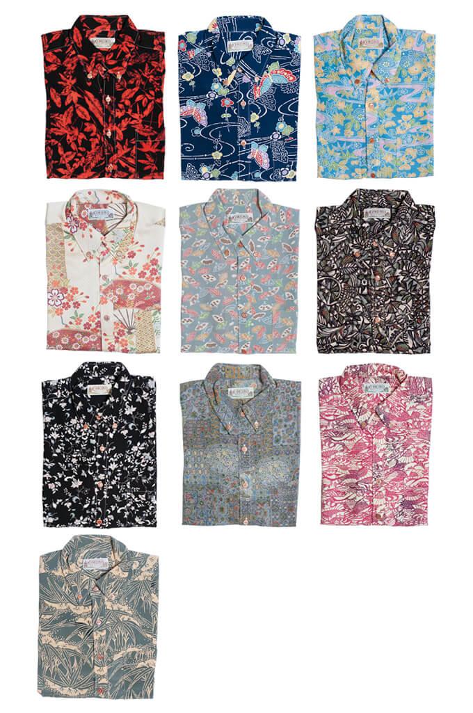 Studio D'Artisan Shouken Silk Shirt - Image 0