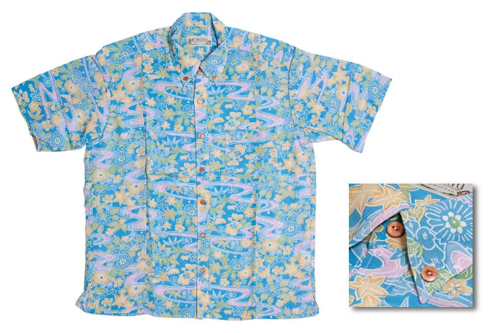 Studio D'Artisan Shouken Silk Shirt - Image 6
