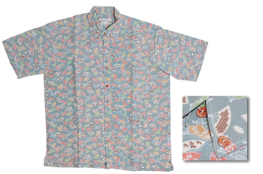 Studio D'Artisan Shouken Silk Shirt - Image 8