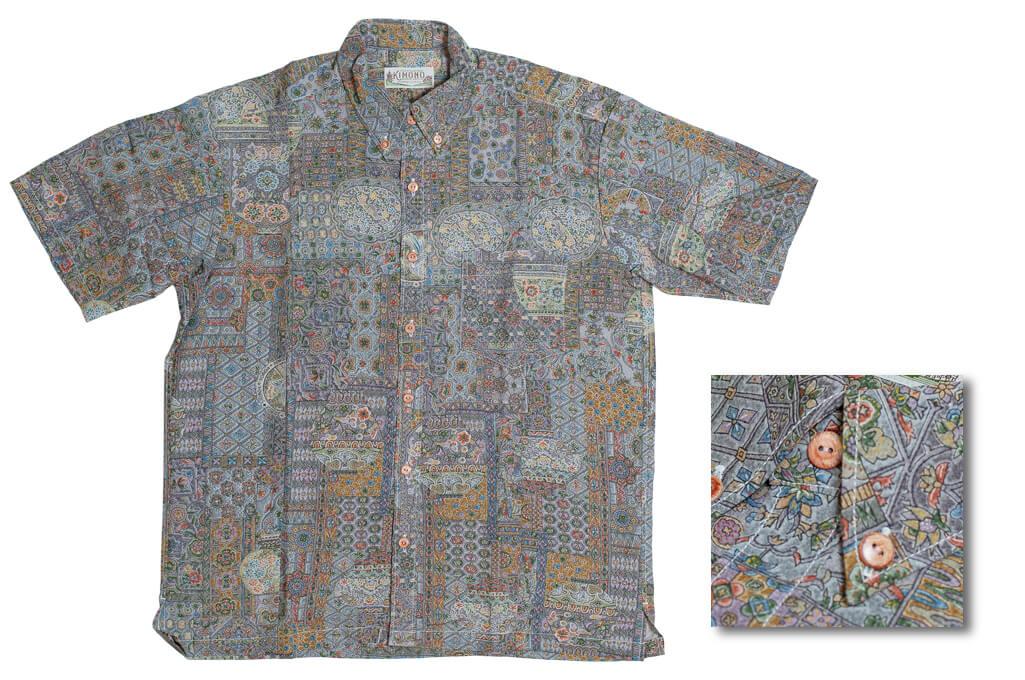 Studio D'Artisan Shouken Silk Shirt - Image 10