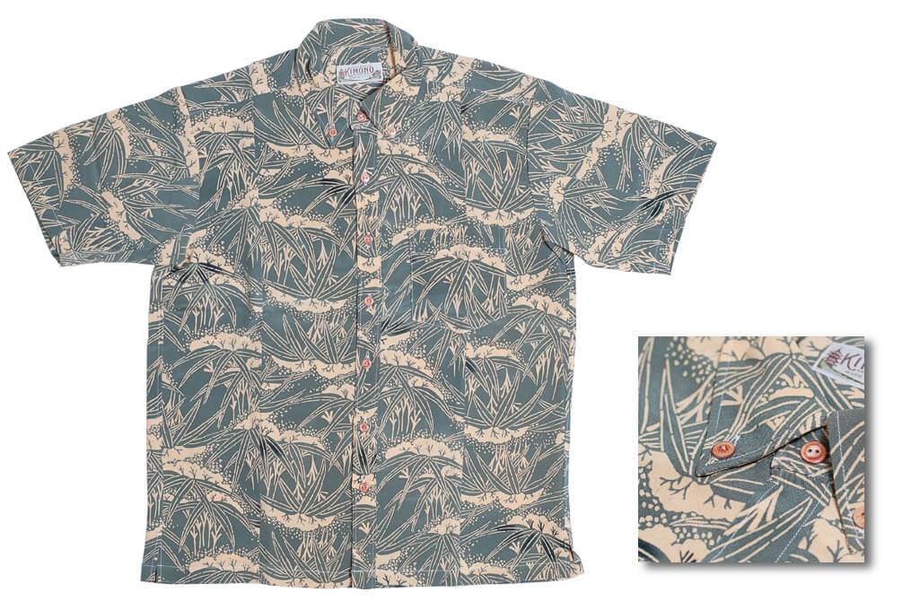 Studio D'Artisan Shouken Silk Shirt - Image 11