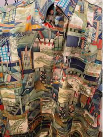 Studio D'Artisan Shouken Silk Shirt - Image 12