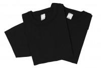3sixteen T-Shirts w/ Pima Cotton 2-Pack - Black Plain Pima - Image 3