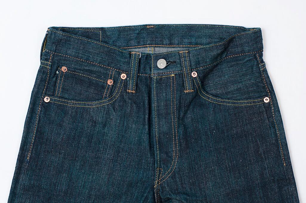 Sugar Cane Anniversary Edition Edo-Ai Limited Edition Denim - 5-Pocket Jeans - Image 4