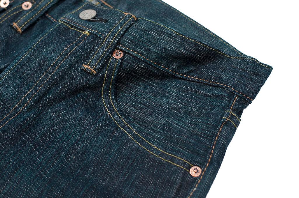 Sugar Cane Anniversary Edition Edo-Ai Limited Edition Denim - 5-Pocket Jeans - Image 6