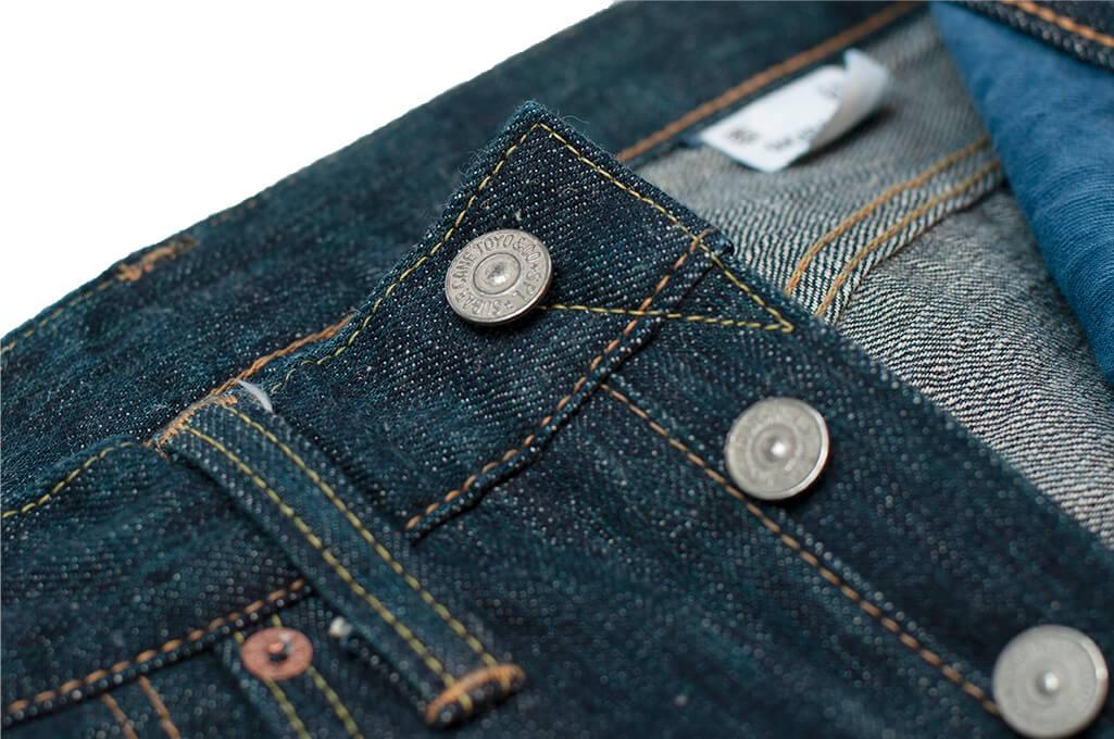 Sugar Cane Anniversary Edition Edo-Ai Limited Edition Denim - 5-Pocket Jeans - Image 7