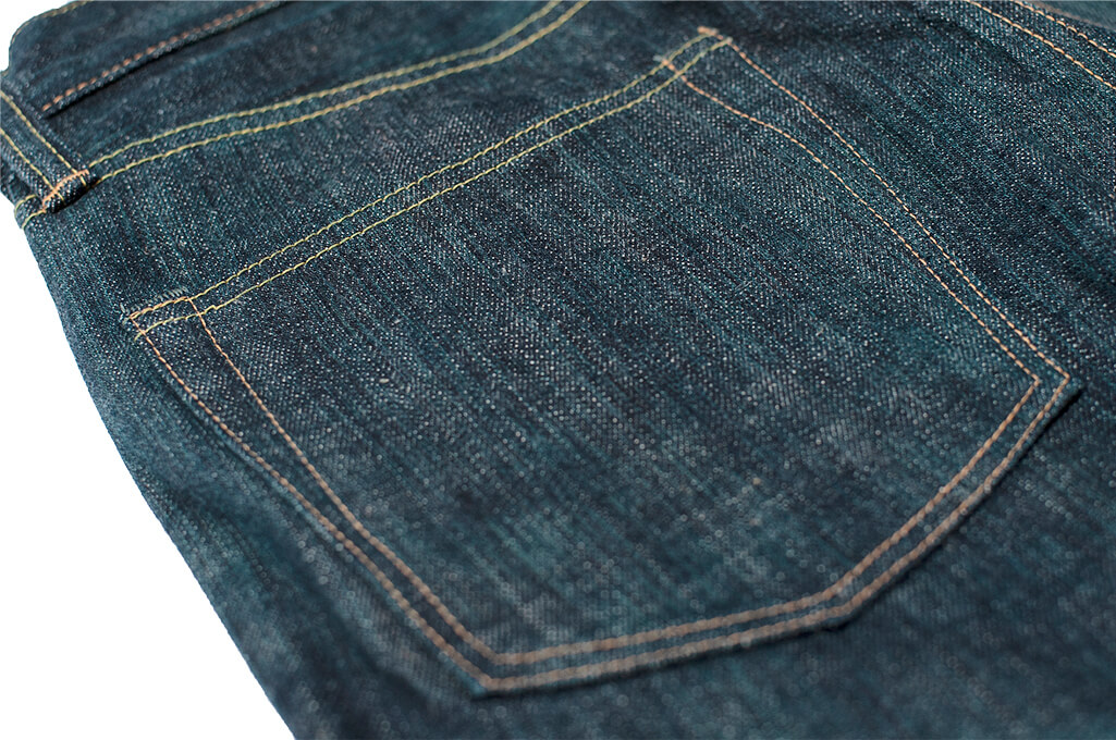 Sugar Cane Anniversary Edition Edo-Ai Limited Edition Denim - 5-Pocket Jeans - Image 11