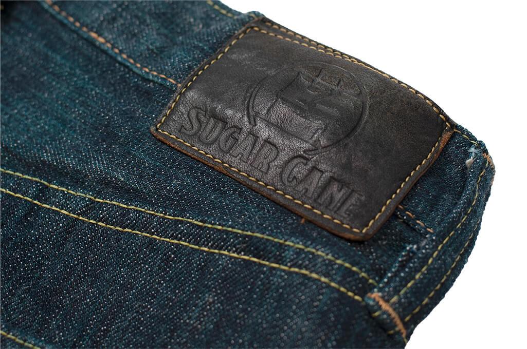 Sugar Cane Anniversary Edition Edo-Ai Limited Edition Denim - 5-Pocket Jeans - Image 12