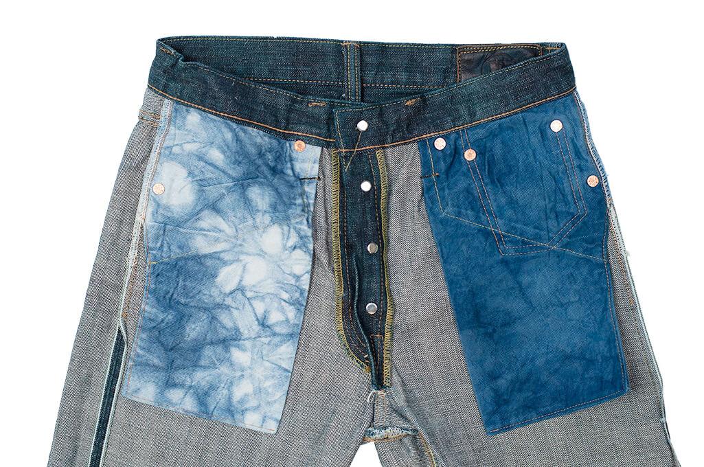 Sugar Cane Anniversary Edition Edo-Ai Limited Edition Denim - 5-Pocket Jeans - Image 16