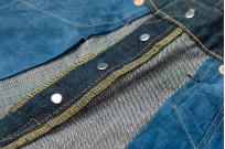 Sugar Cane Anniversary Edition Edo-Ai Limited Edition Denim - 5-Pocket Jeans - Image 17
