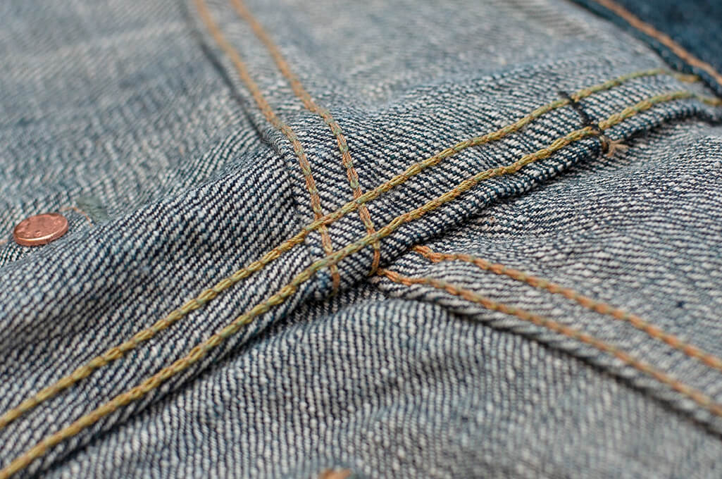 Sugar Cane Anniversary Edition Edo-Ai Limited Edition Denim - 5-Pocket Jeans - Image 19