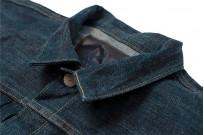 Sugar Cane Anniversary Edition Edo-Ai Limited Edition Denim - Type I Jacket - Image 10