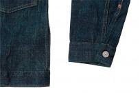 Sugar Cane Anniversary Edition Edo-Ai Limited Edition Denim - Type I Jacket - Image 15