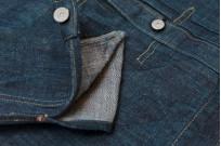 Sugar Cane Anniversary Edition Edo-Ai Limited Edition Denim - Type I Jacket - Image 16