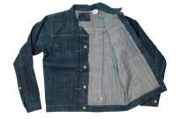 Sugar Cane Anniversary Edition Edo-Ai Limited Edition Denim - Type I Jacket - Image 17