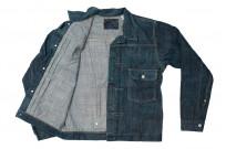 Sugar Cane Anniversary Edition Edo-Ai Limited Edition Denim - Type I Jacket - Image 18