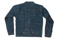 Sugar Cane Anniversary Edition Edo-Ai Limited Edition Denim - Type I Jacket - Image 20