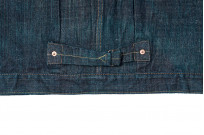 Sugar Cane Anniversary Edition Edo-Ai Limited Edition Denim - Type I Jacket - Image 21
