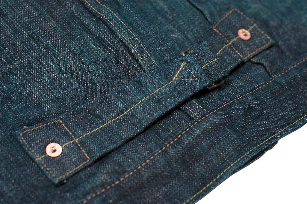 Sugar Cane Anniversary Edition Edo-Ai Limited Edition Denim - Type I Jacket - Image 22