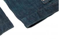 Sugar Cane Anniversary Edition Edo-Ai Limited Edition Denim - Type I Jacket - Image 23