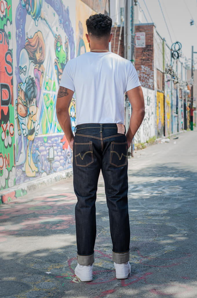 Iron Heart 777-XHS Jeans - Slim Tapered 25oz - Image 1