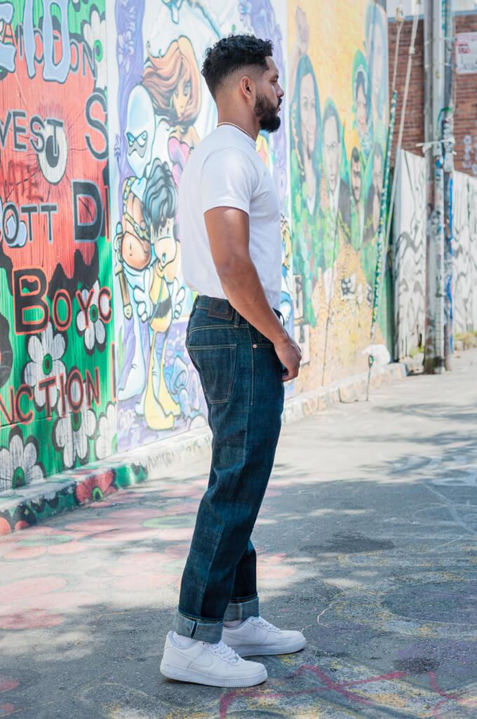 Sugar Cane Anniversary Edition Edo-Ai Limited Edition Denim - 5-Pocket Jeans - Image 2