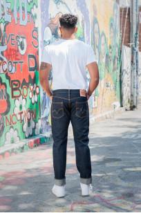 Iron Heart 777N 17oz Natural Indigo Jeans - Slim Tapered - Image 1