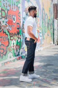 Iron Heart 777N 17oz Natural Indigo Jeans - Slim Tapered - Image 2