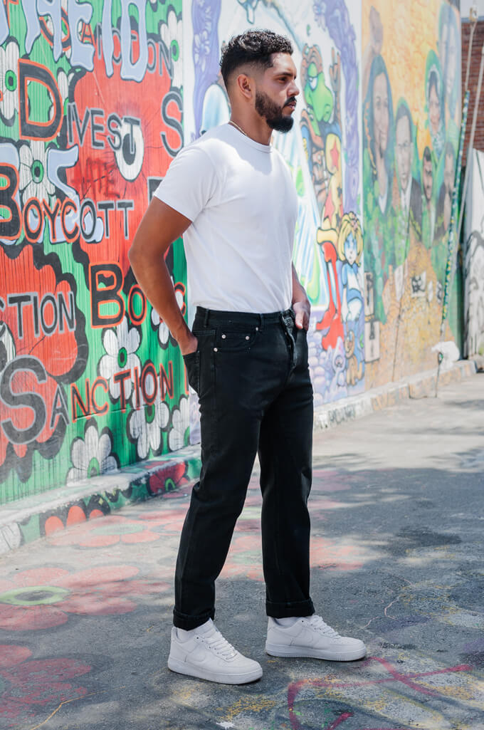Rick Owens DRKSHDW Torrance Jeans - Garment Dyed Black - Image 2